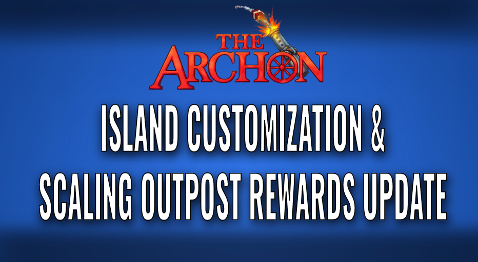 Skyblock: Island Customization & Scaling Outpost Rewards Update